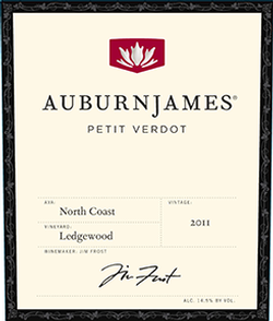 2011 Petit Verdot North Coast